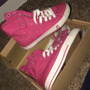 Levi's Pink Shoes